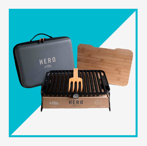 gifts for brothers mini grill and nintendo switch lite