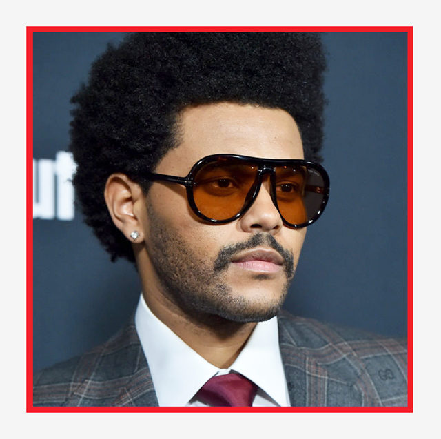best mustache styles henry cavil and the weeknd