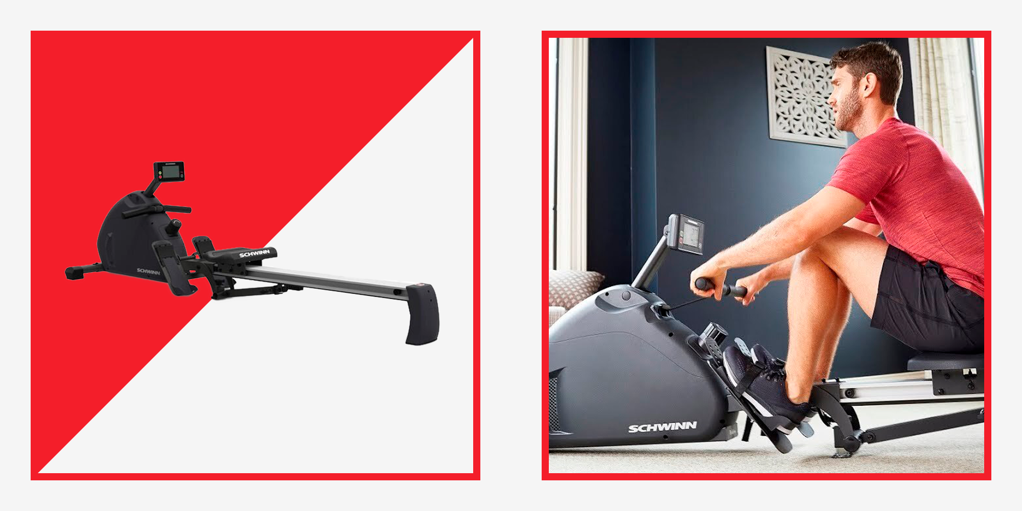 Amazon's Schwinn Rowing Machine Deal Is Almost Too Good to Be True