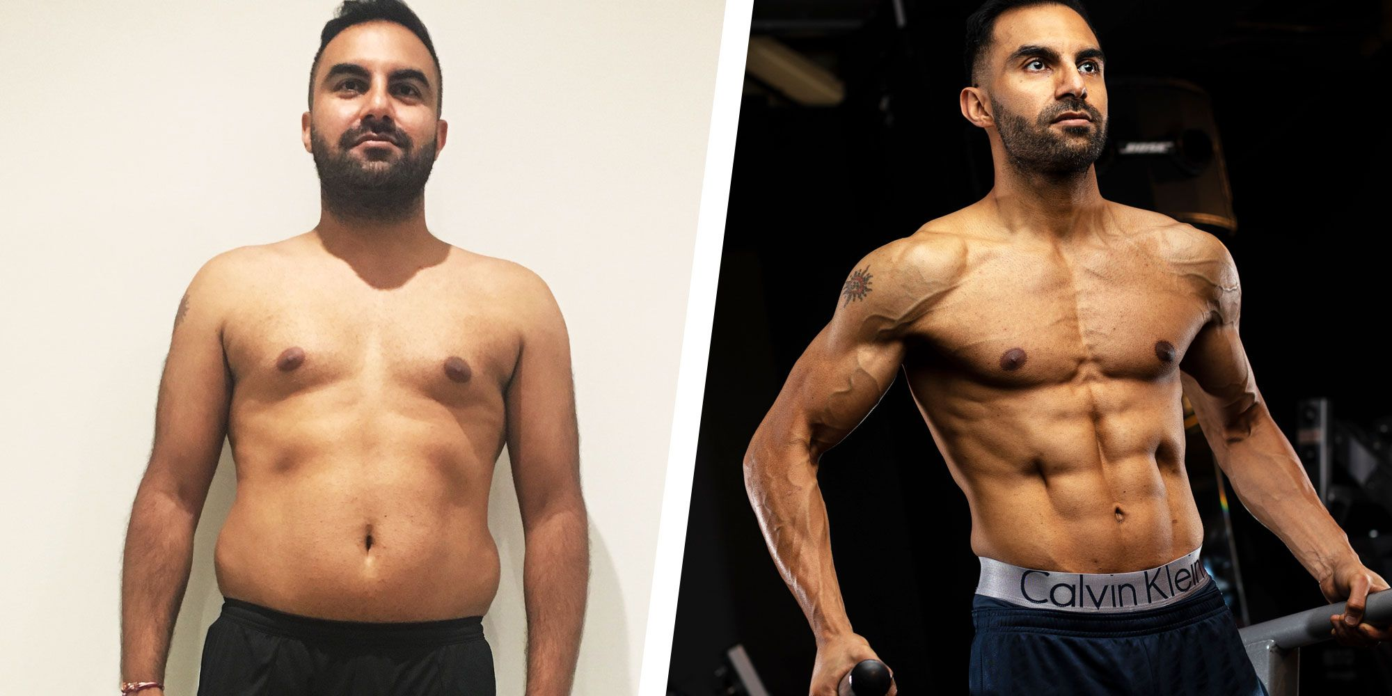 This Guy Overhauled His Diet and Workout to Lose 50 Pounds and Get Shredded