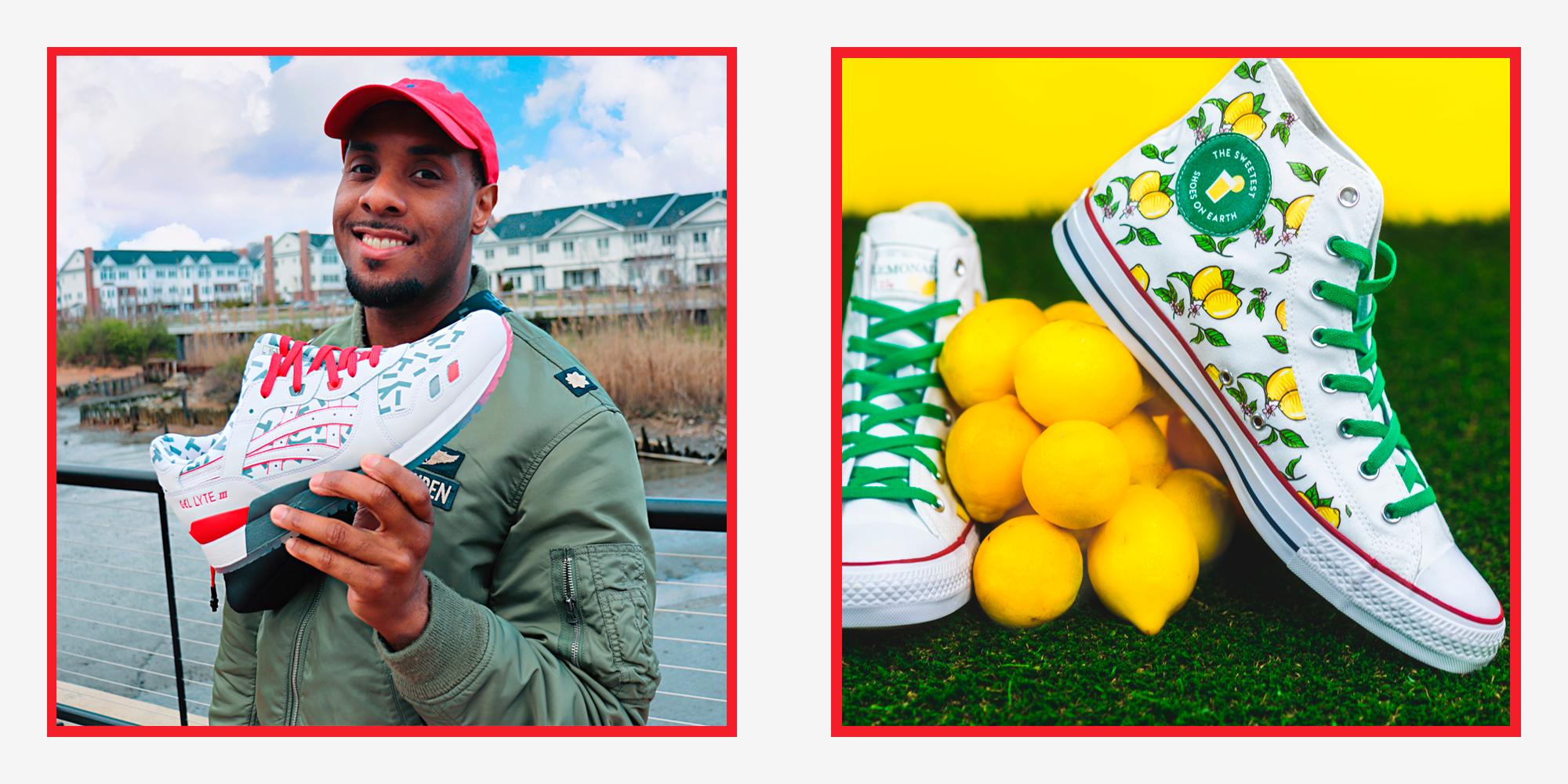 Footlocker Collaboraid Sneaker