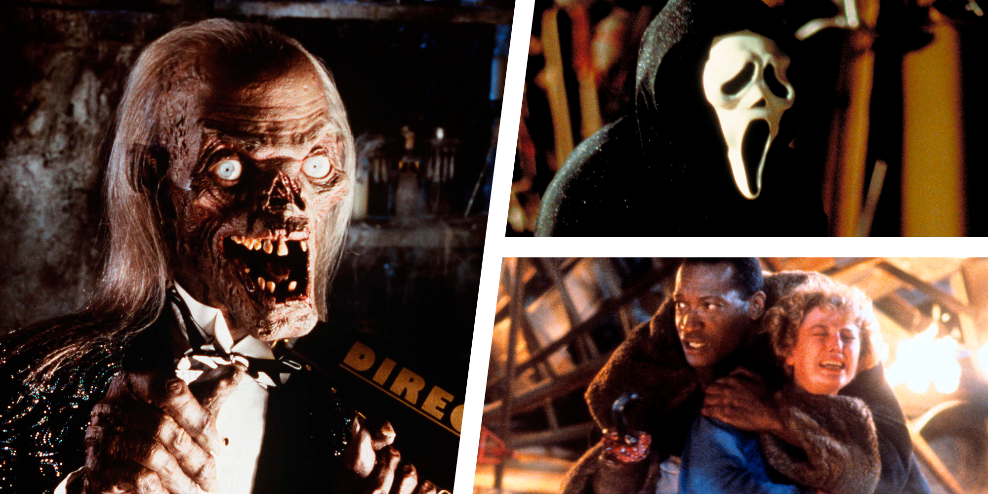 The 21 Best Horror Movies of the '90s to Scare You All Night Long