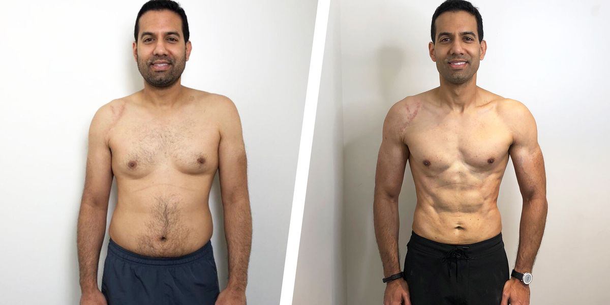 Image result for This Doctor Made Simple Changes to His Diet to Lose 20 Pounds and Get Ripped