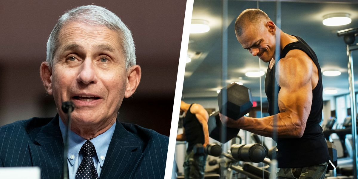Dr. Fauci Recommends Avoiding These Places During the Pandemic