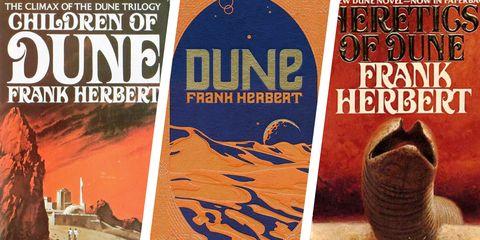 dune books in order