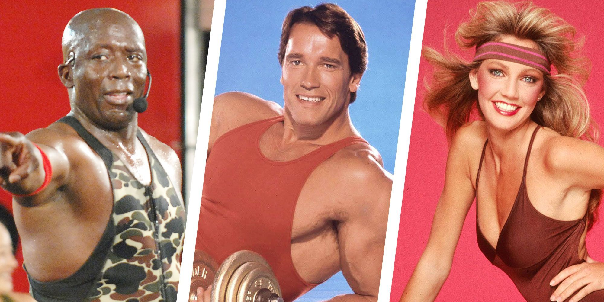 The 40 Biggest Fitness Gurus of All
