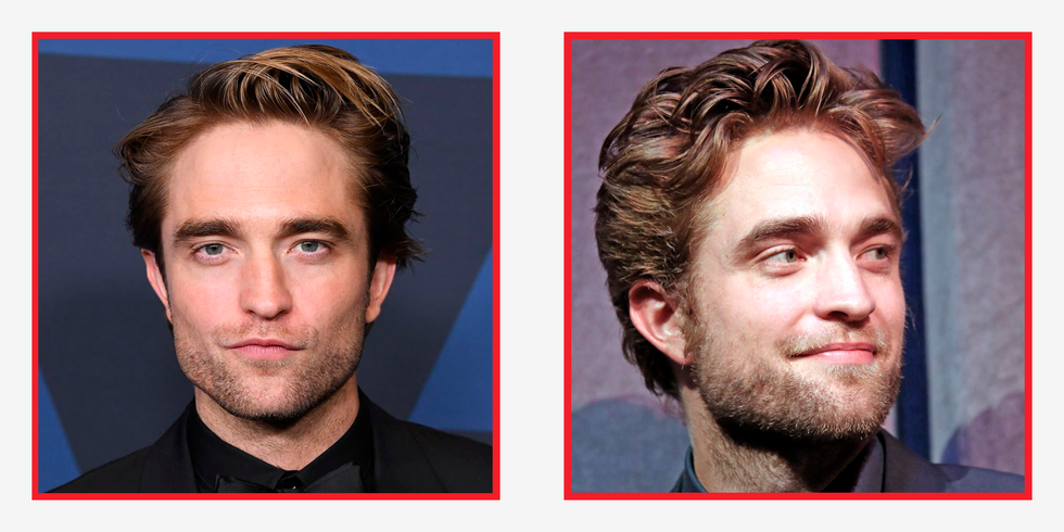 Here's How to Style Your Hair Like Robert Pattinson, According to an Expert thumbnail