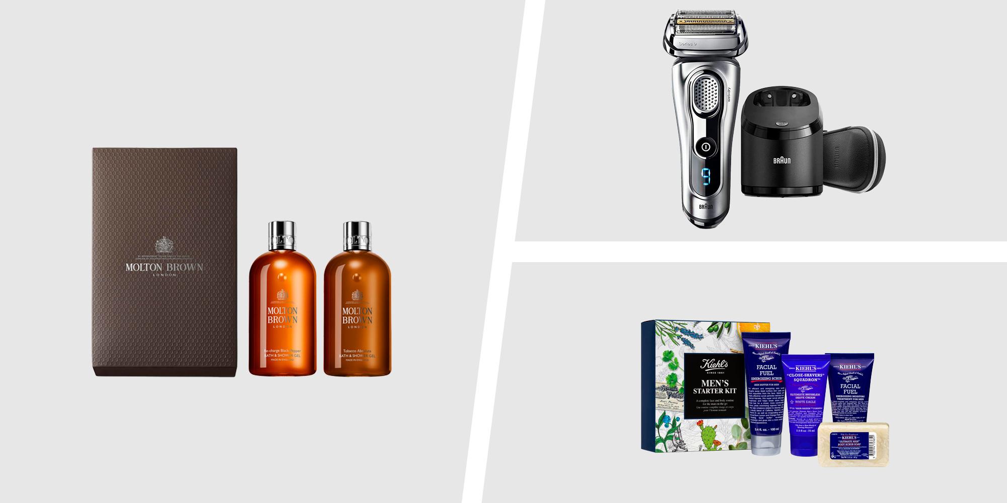 The 20 Best Grooming Gifts He'll Actually Use