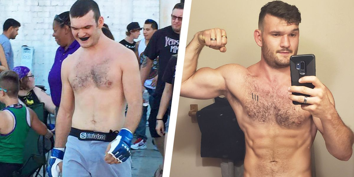 This Guy Switched Up His Diet and Training to Overcome Pain and Make Big Gains