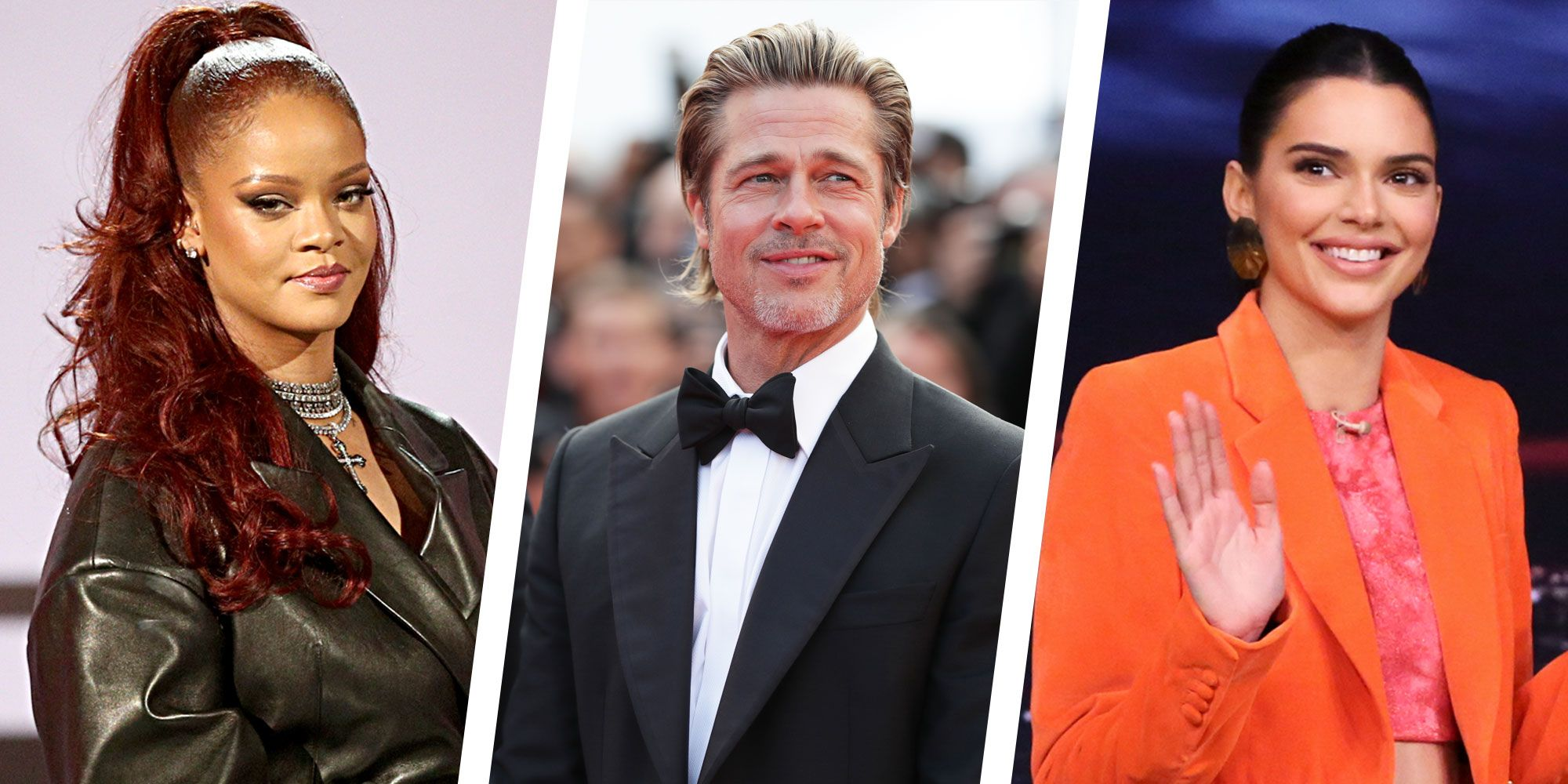 Kendall Jenner Wants Brad Pitt and Rihanna To Be a Couple