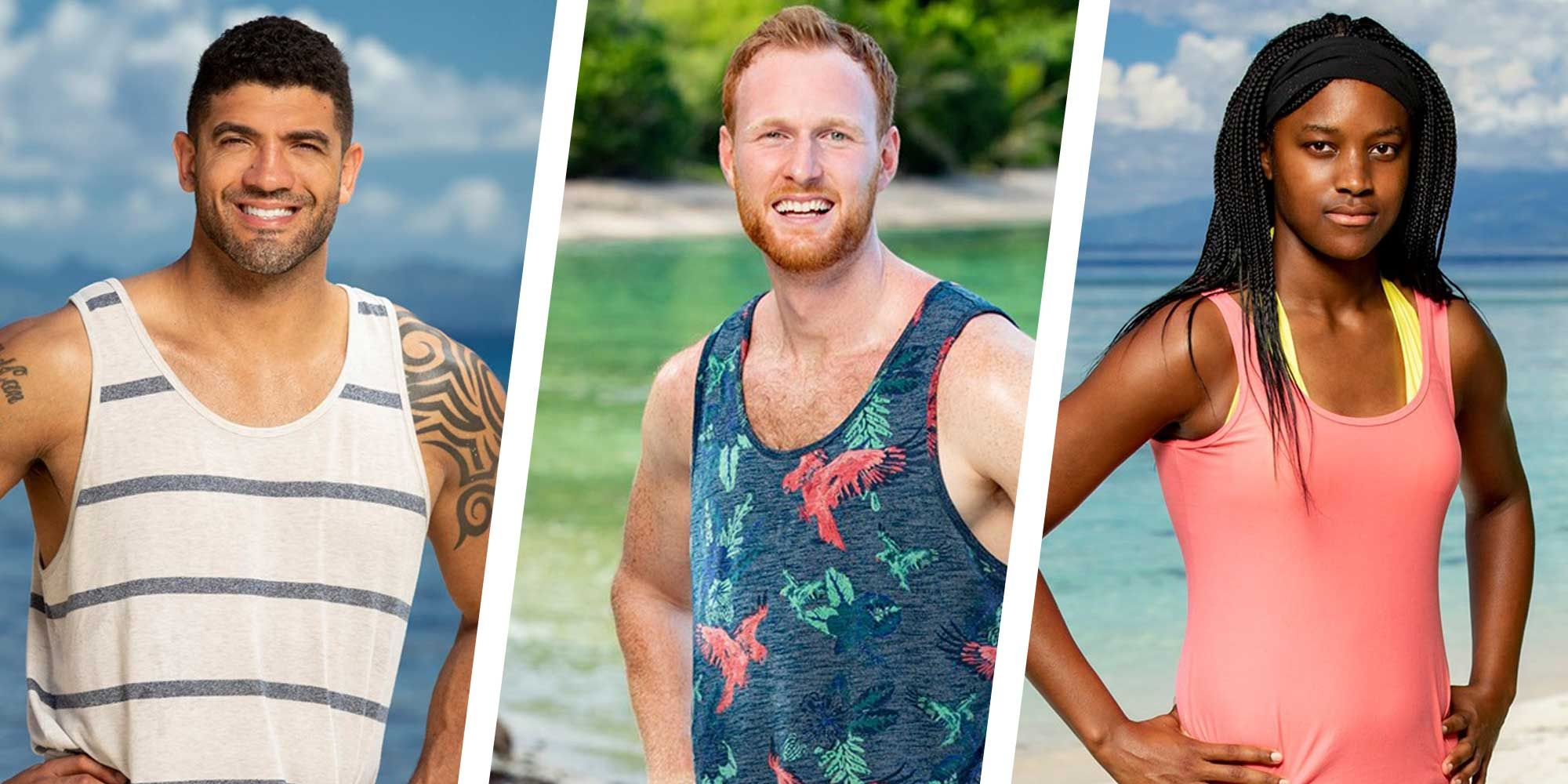 Meet the Cast of Survivor 39: Island of the Idols