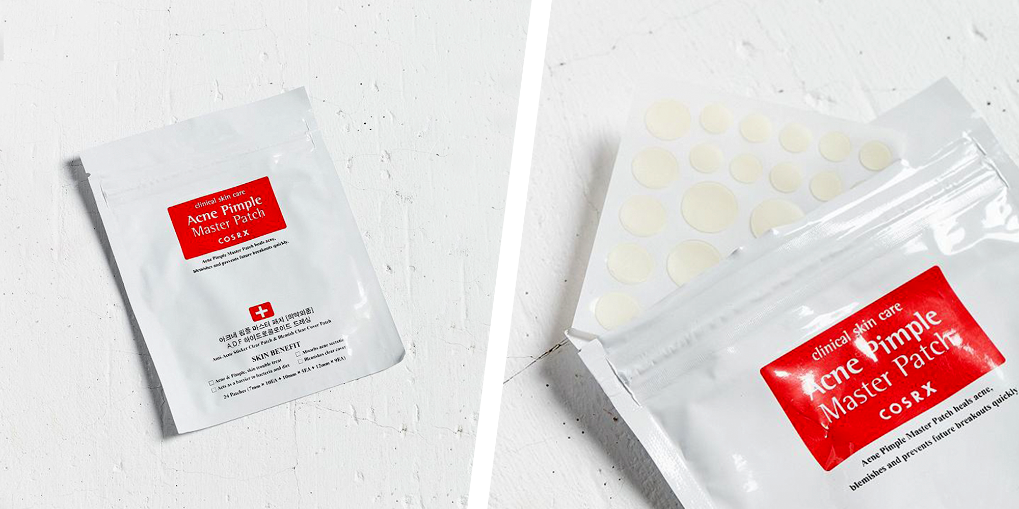 5 Acne Patches That Will Get Rid of Your Pimples Overnight