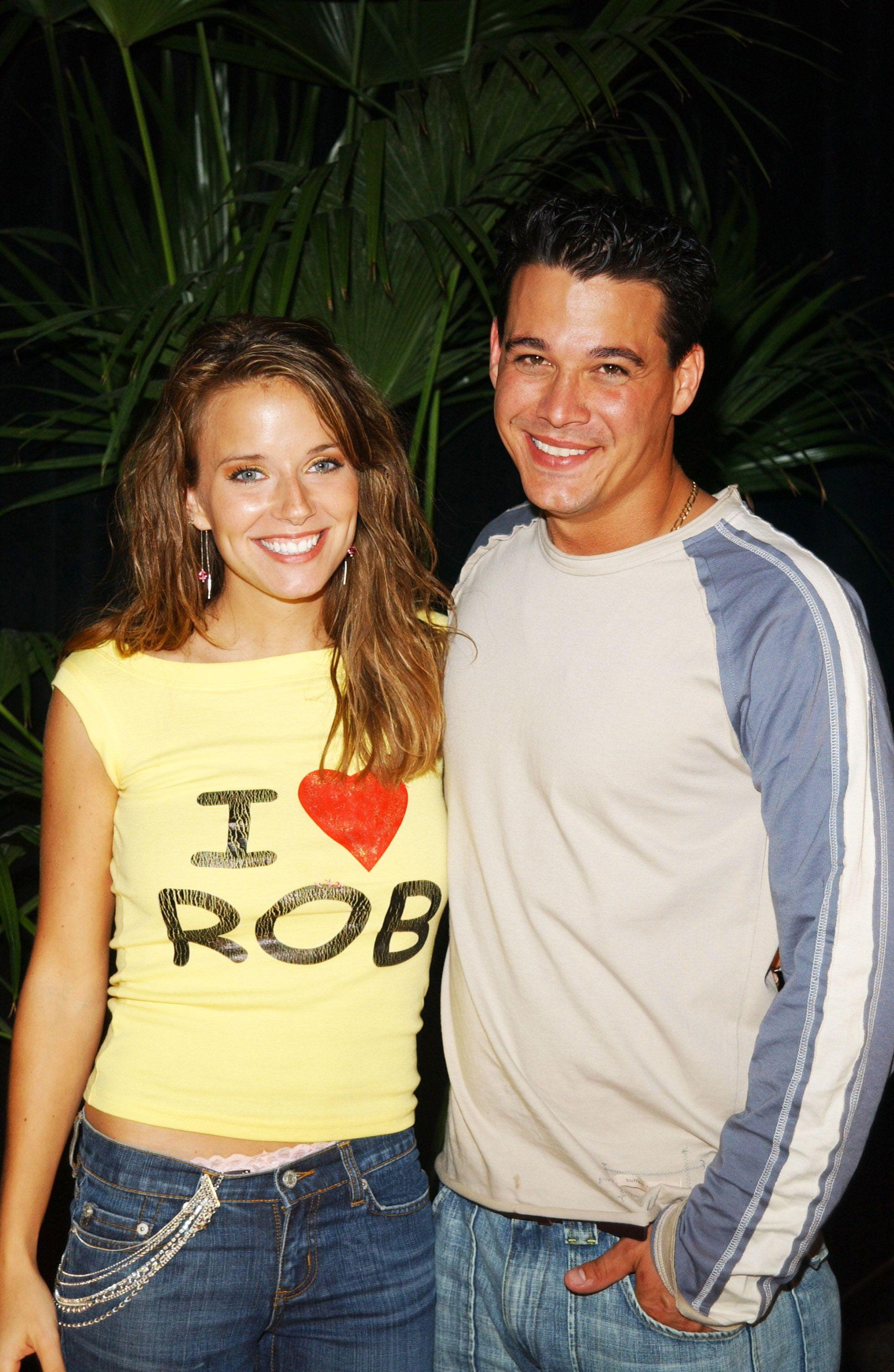 Is Survivor's Boston Rob Still Married to Amber Brkich?