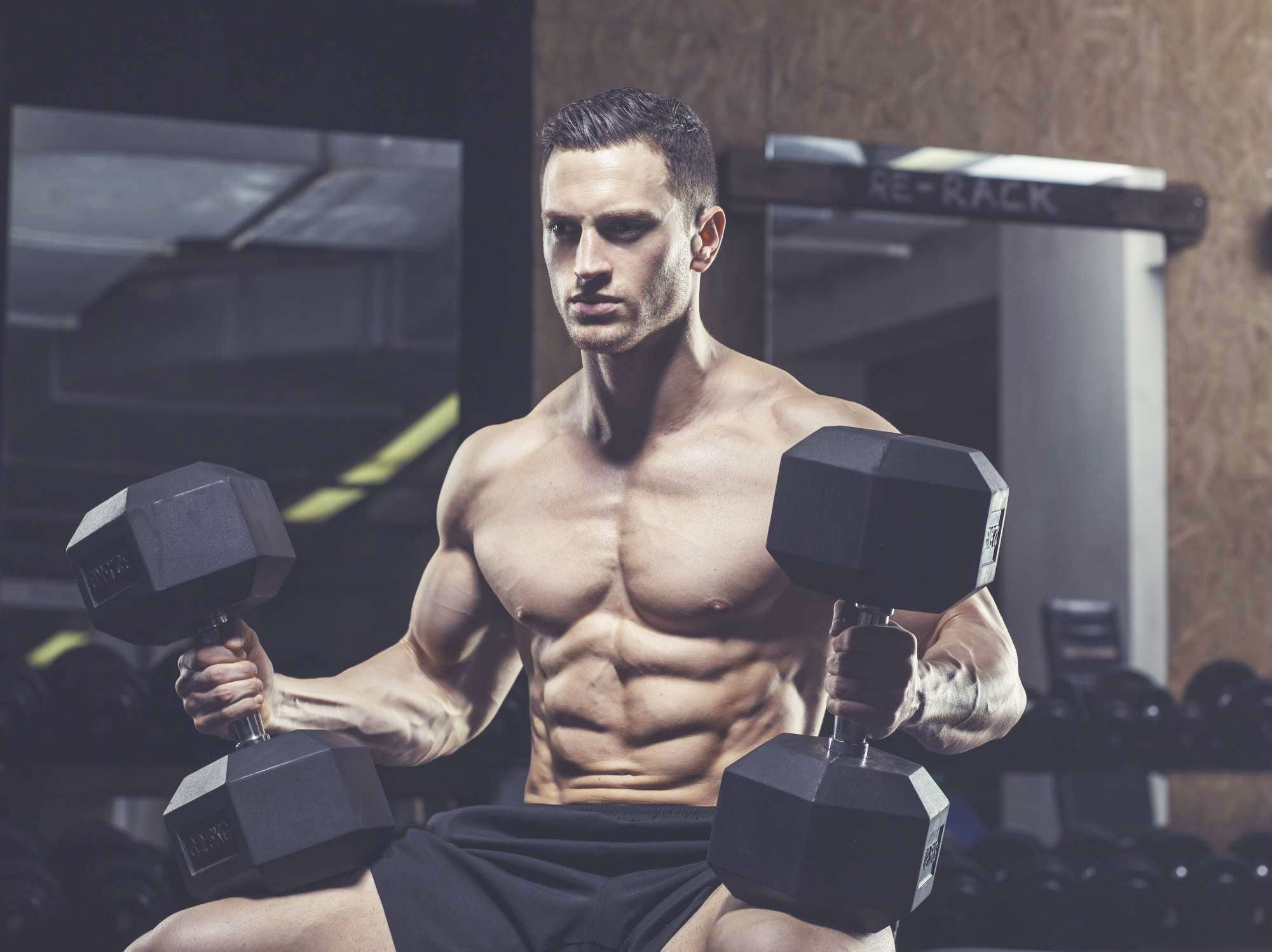 Perfect chest routine