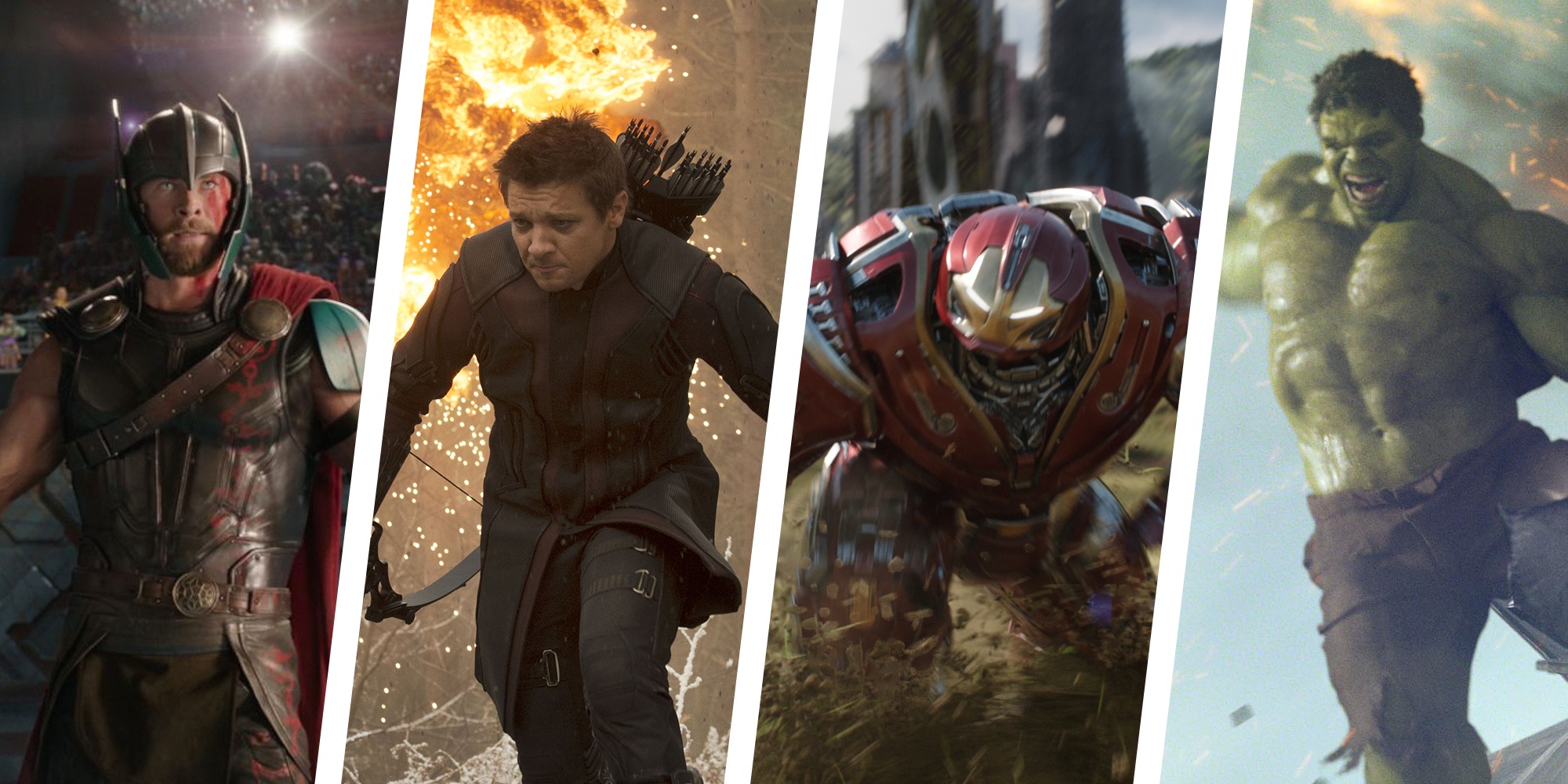 How much weight could the Avengers actually lift