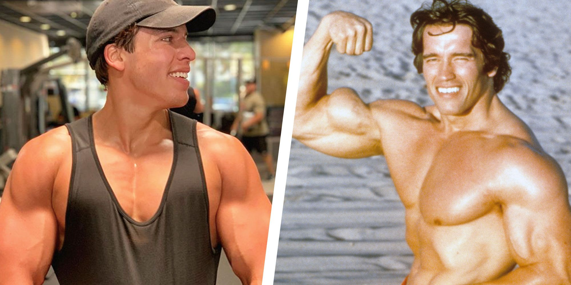 Arnold Schwarzenegger's Son Joseph Baena Shows Off Chest Gains on Instagram
