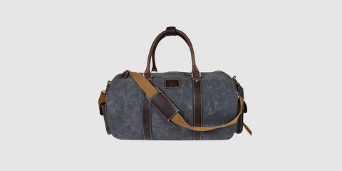 0accf136ae This Leather Duffle Bag Sale Means Over 50% Off