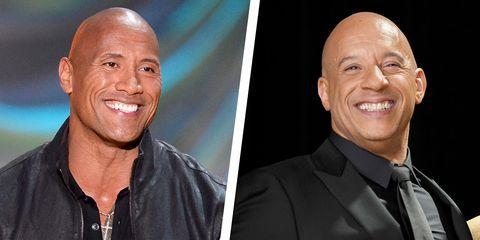 bald headed character actors