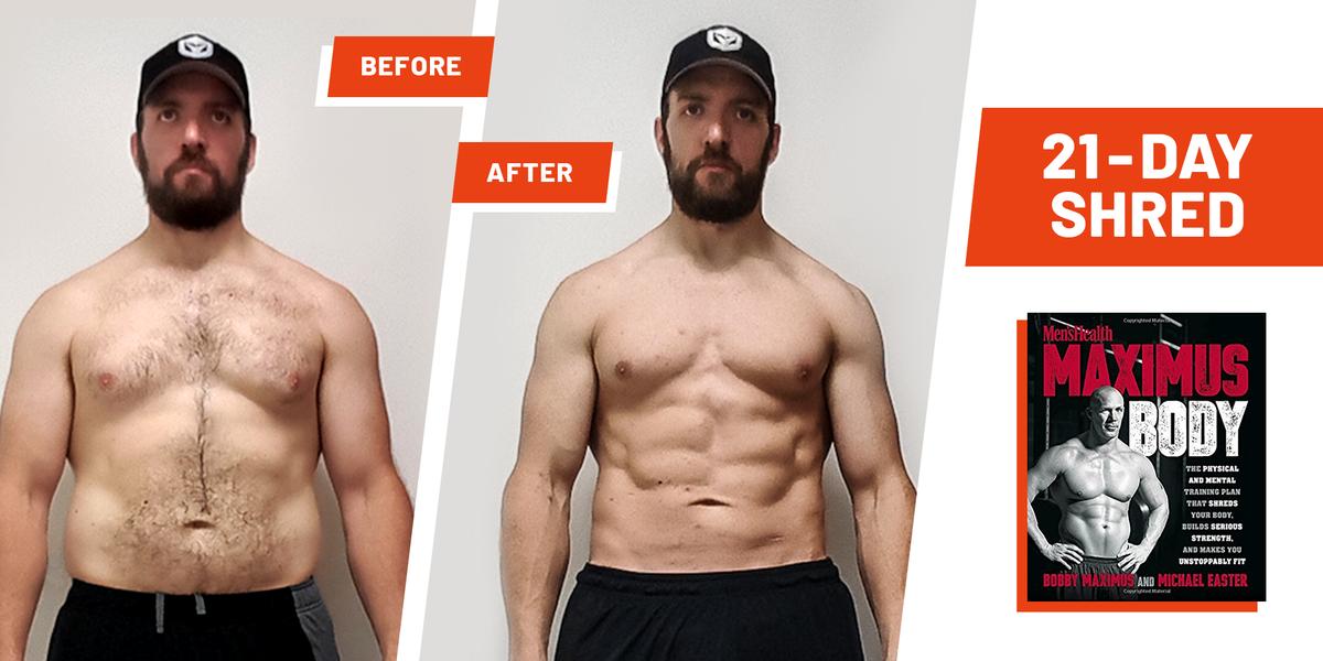 5 week cutting diet