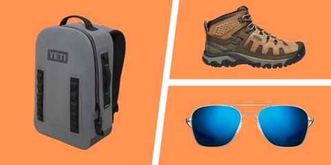 keen hiking boots, best mens sunglasses, waterproof backpacks