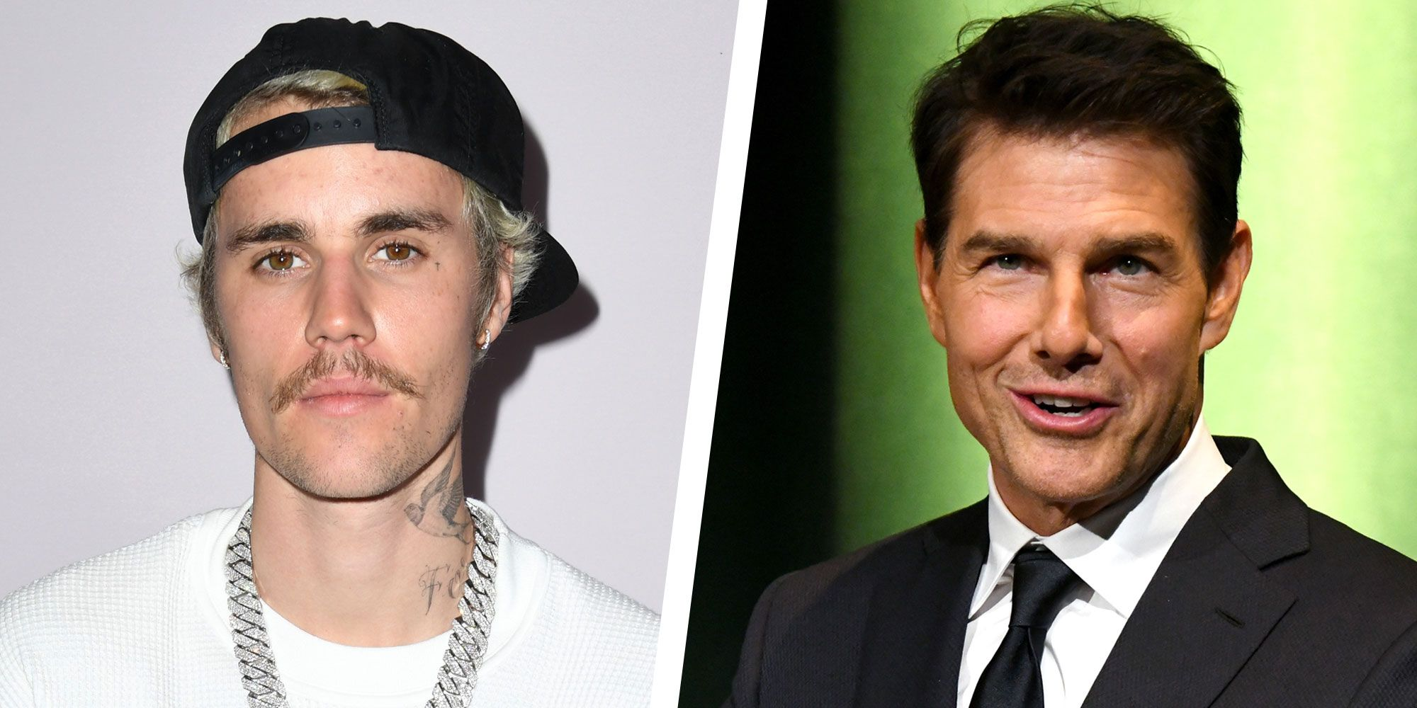 Justin Bieber Is Still Talking About Fighting Tom Cruise