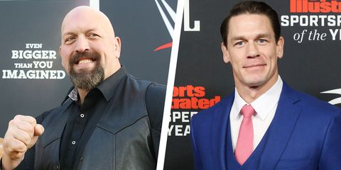WWE's Big Show Says John Cena Inspired His New Abs
