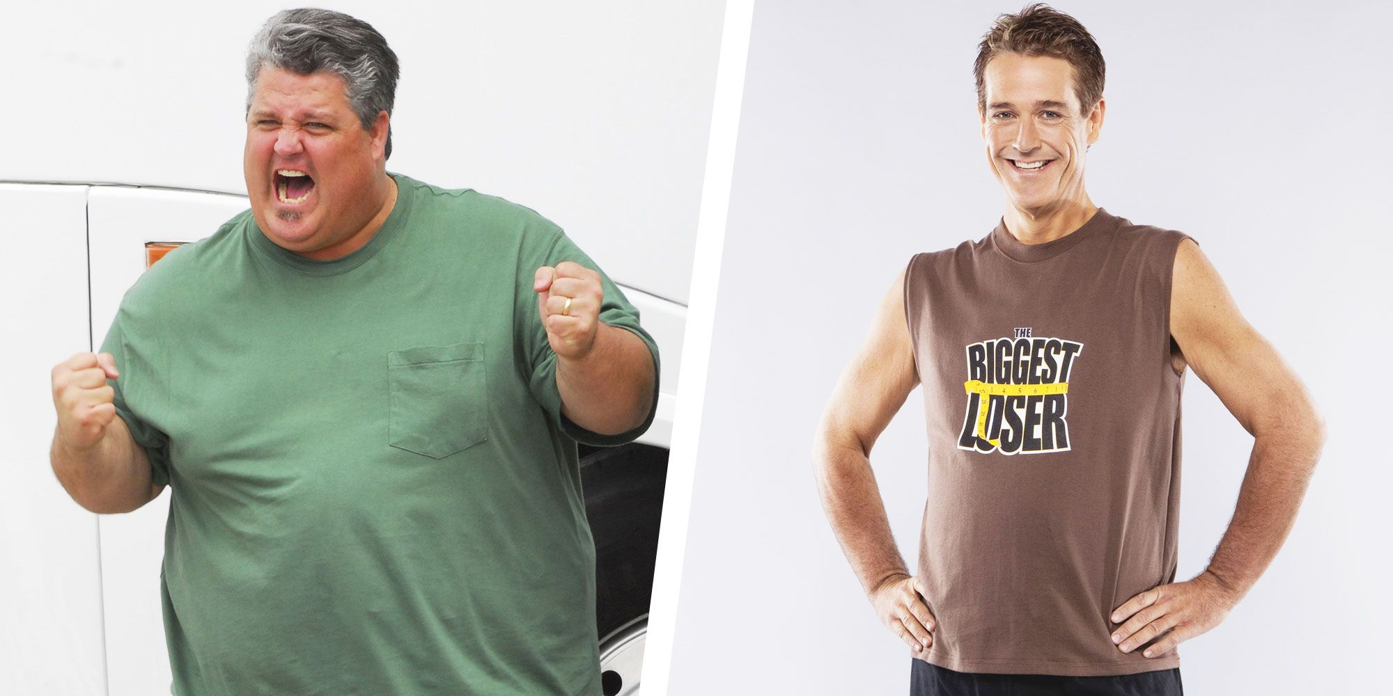 The Most Dramatic 'Biggest Loser' Transformations of All Time