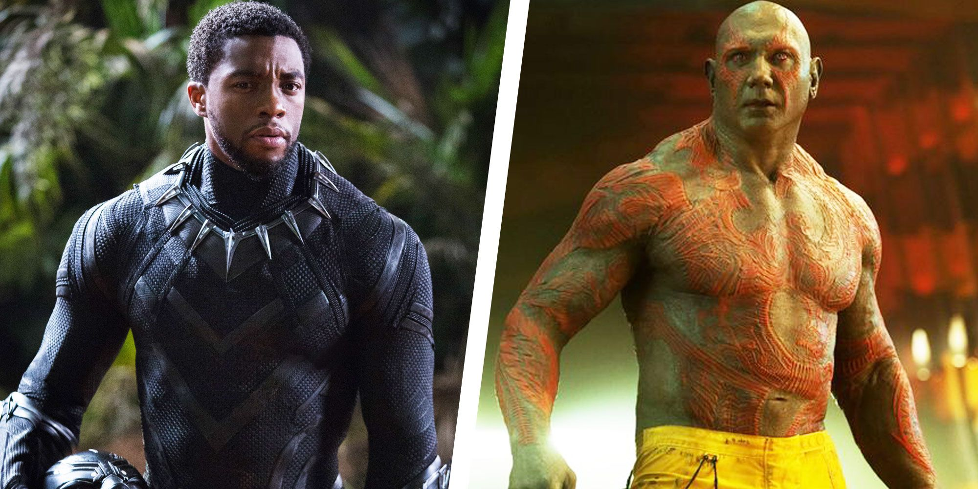 Chadwick Boseman Reveals He Almost Played Drax in Guardians of the Galaxy