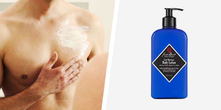 12 Best men's body lotions to keep skin smooth