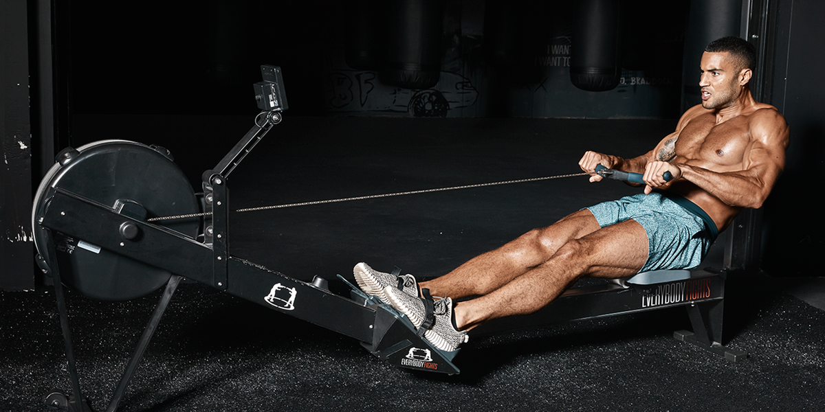 Rowing Machine Workout How To Use Rowing Machine For