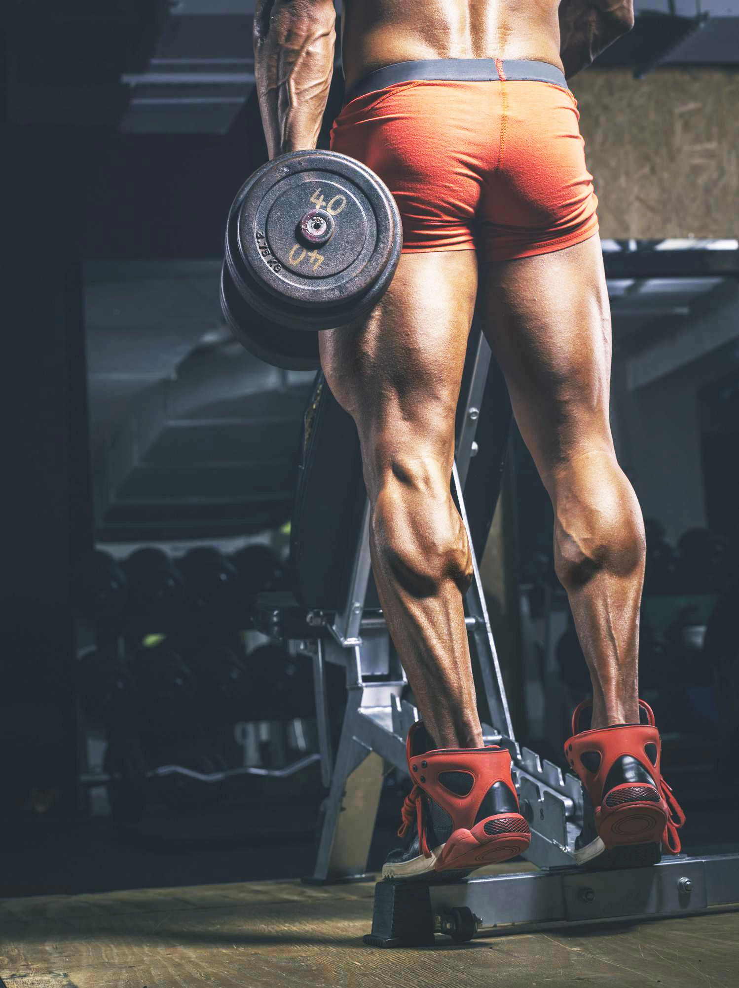 Build Massive Calves With These Workouts