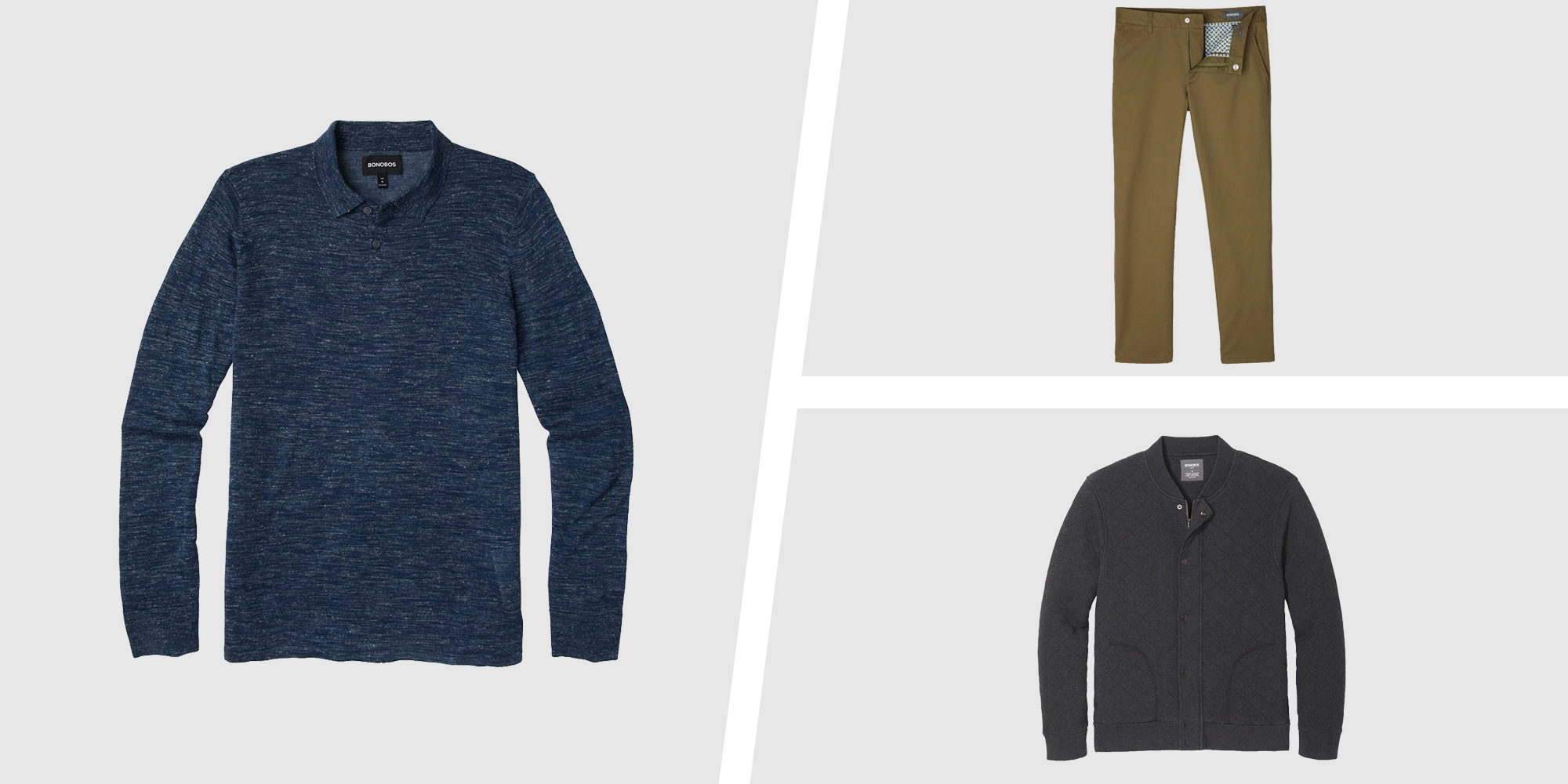 The 10 Best Fall Clothing Deals From Bonobos' Massive Final Sale