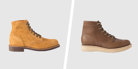 Huckberry boots