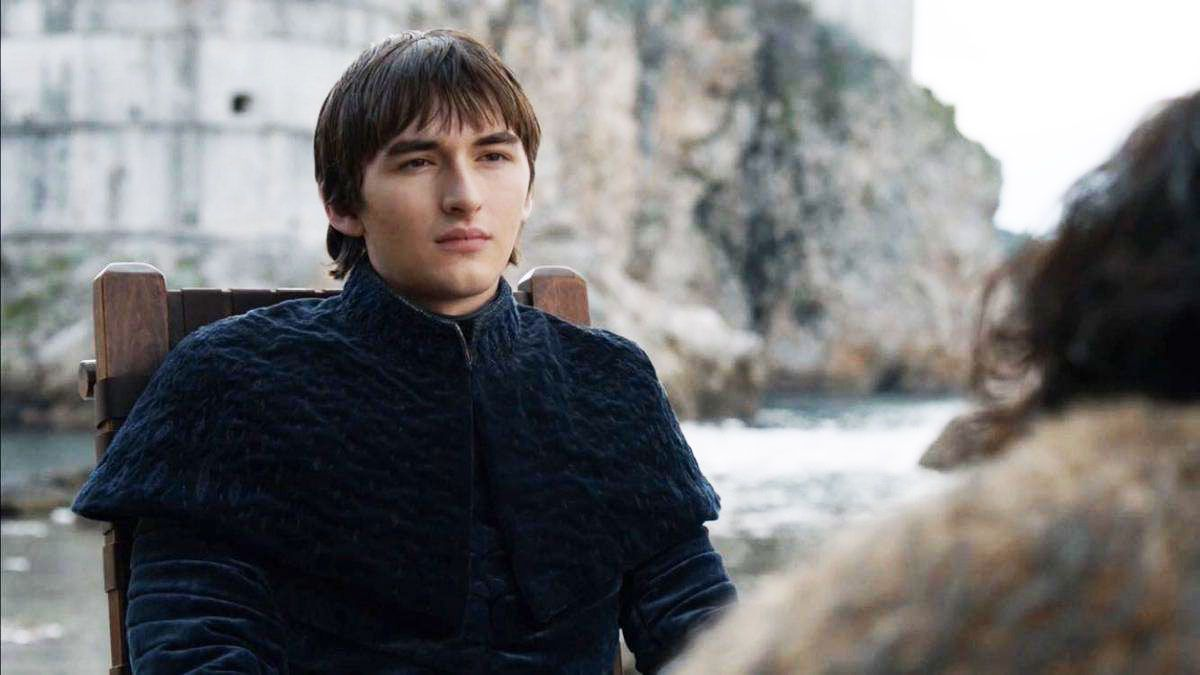 Isaac Hempstead-Wright Genuinely Thought the 'Thrones' Finale Script Was a Joke