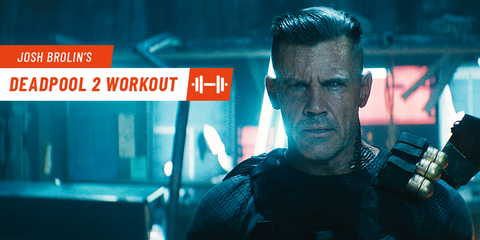 Get Built Like Josh Brolin With His Intense Back Workout