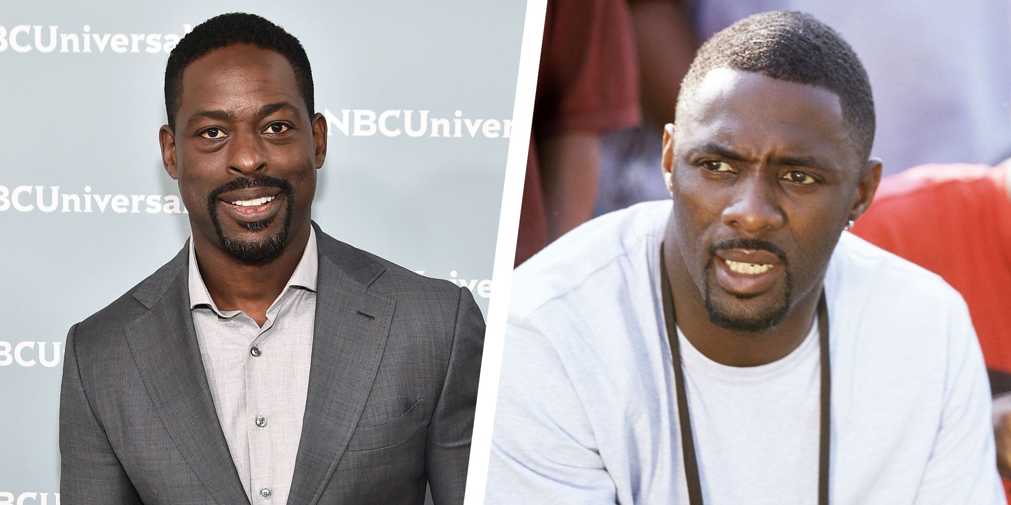 Sterling K. Brown Competed with Idris Elba to Play Stringer Bell on The Wire