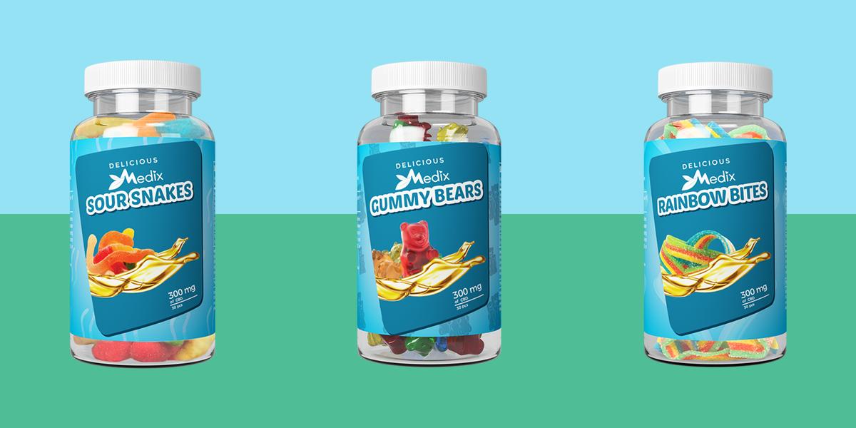 Do CBD Gummies and Edibles Treat Chronic Pain? These Seem ...