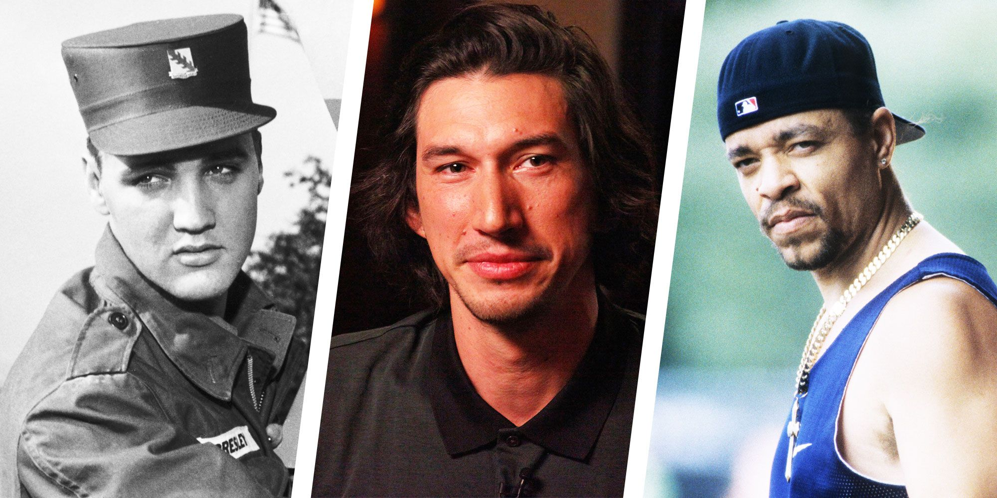 40 Celebrities You Didn't Know Were in the Military
