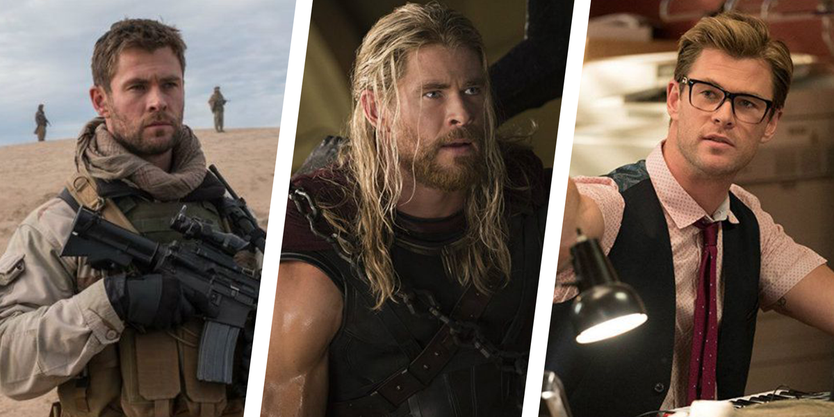 Every Chris Hemsworth Movie Ranked - Best and Worst Chris ...