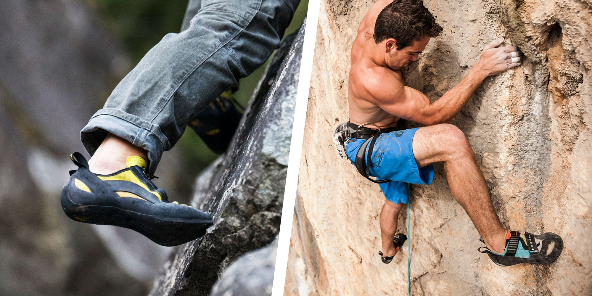 The 12 Best Men's Climbing Shoes for 2021