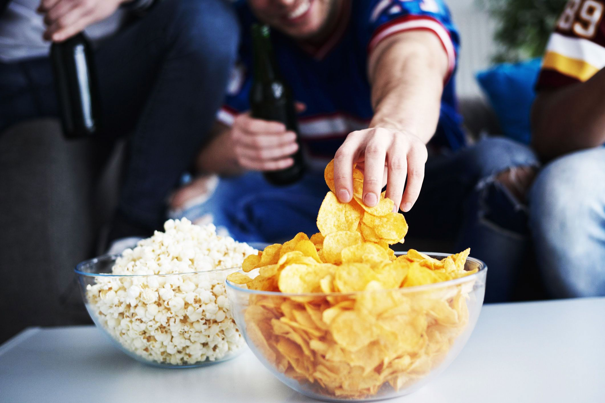 Why Can't I Eat Just One Crisp? Study Explains Science of Crunchy Foods