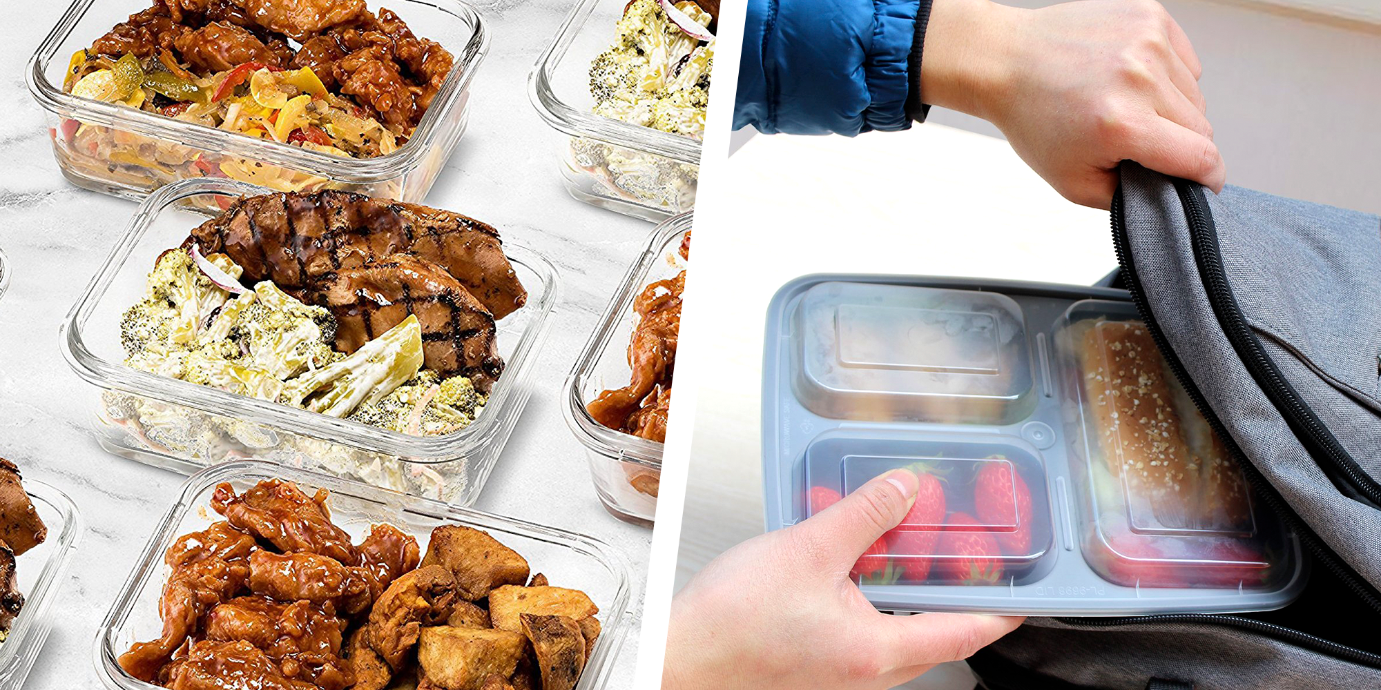 The 10 Best Meal Prep Containers for Keeping Food Fresh