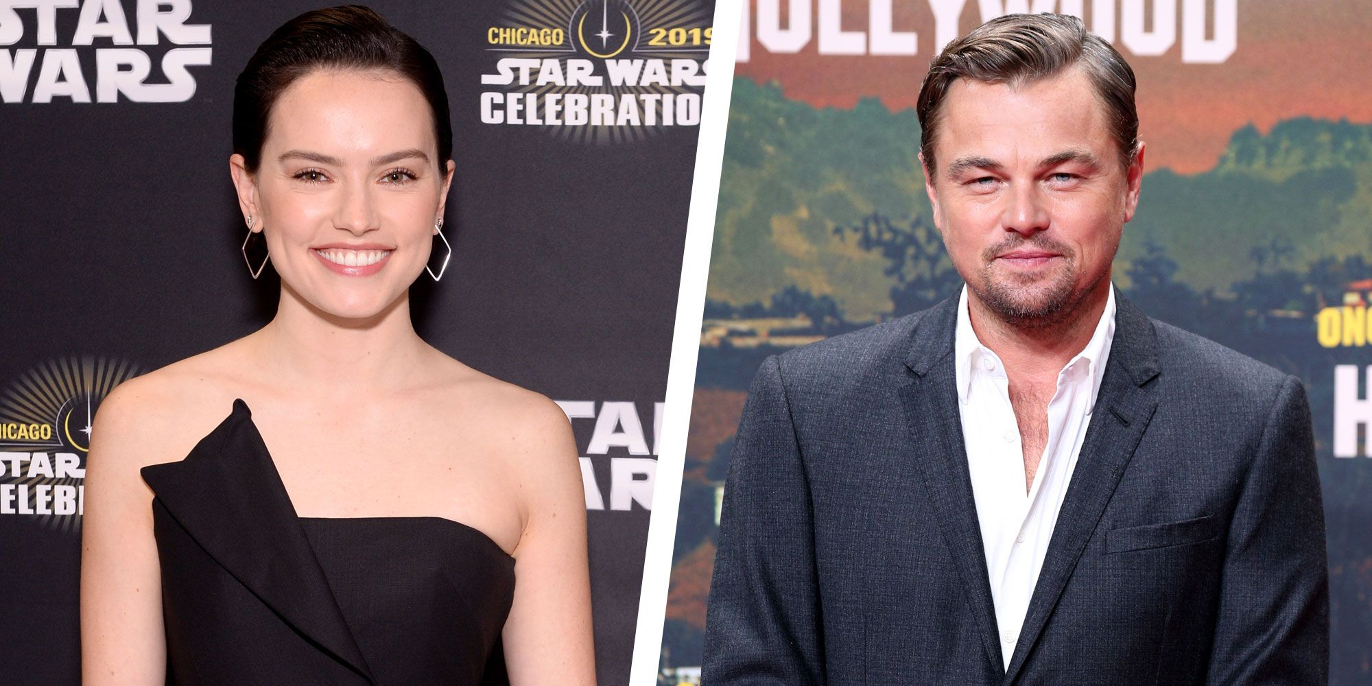 Daisy Ridley Boldly Claims Leonardo DiCaprio Is 'Not Hot'