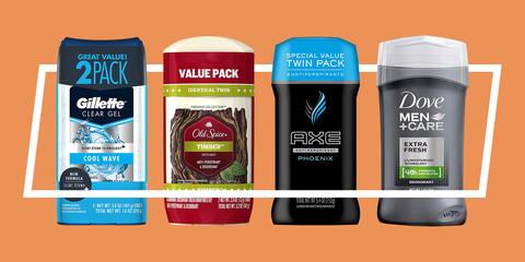 The 9 Best Deodorants For Men To Wear All Summer
