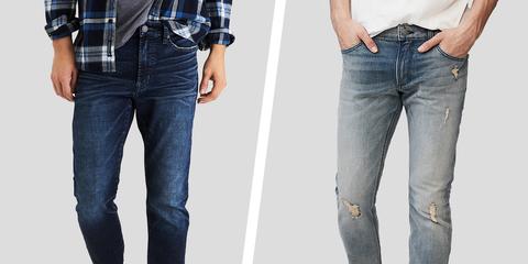 Short Mens Jeans