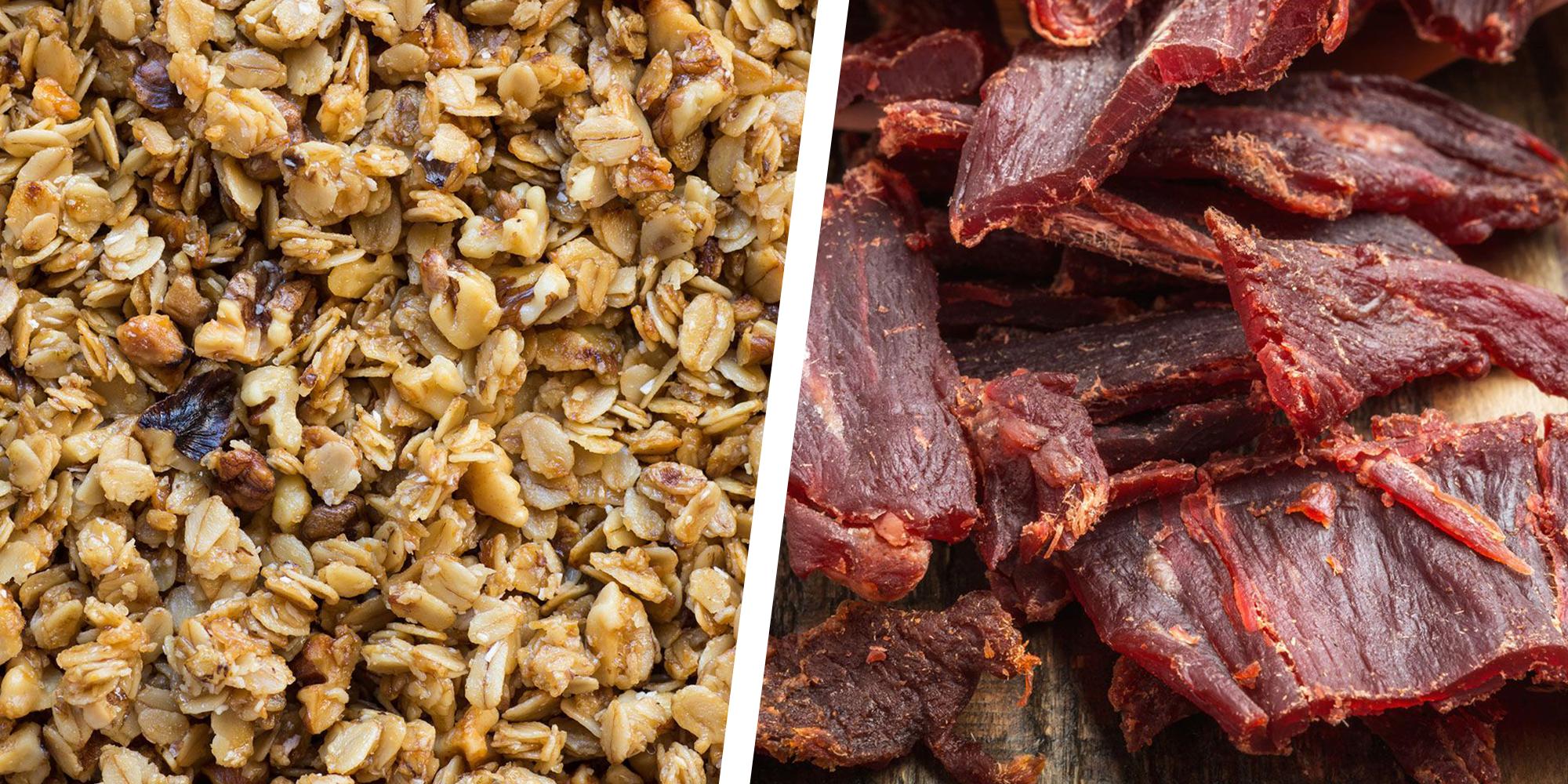 26 Surprisingly Unhealthy Foods