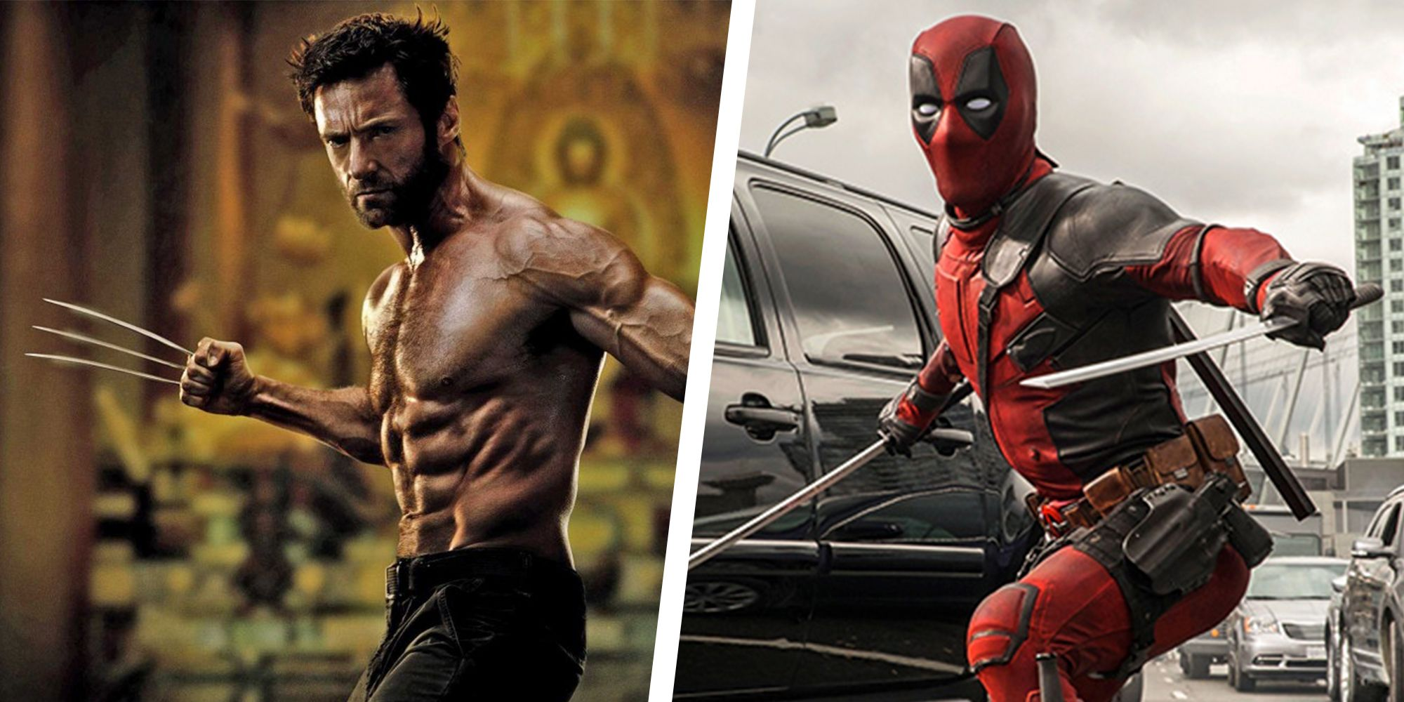 Deadpool and Wolverine Hung Out in a Hotel Room