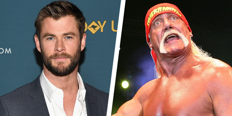 Chris Hemsworth Will Star in an Upcoming Hulk Hogan Biopic, Brother