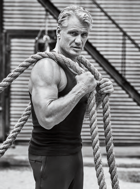 How Dolph Lundgren and Florian Munteanu Brought the Pain ...
