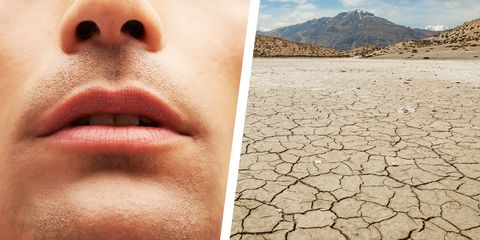 Reasons You Have Dry Mouth